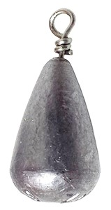 Bell Sinker with Swivel
